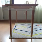 Bambus Schreibtisch IKEA HILVER