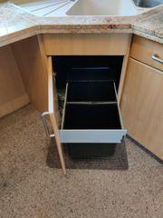 Hochwertige Marquardt Küche mit Granit-Arbeitsplatte