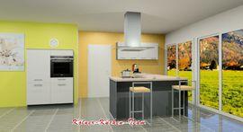 Küchenzeilen, Anbauküchen - Küche von NOBILIA 120 310