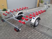 Trailer Marlin BT 500 kg