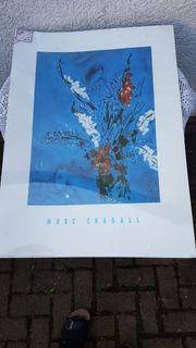 Marc Chagall wunderschöner Druck