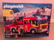 Playmobil Feuerwehrauto 5362