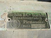Schuhmacher Schleifmaschine Schön Cie