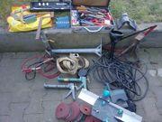 Werkzeugkonvolut