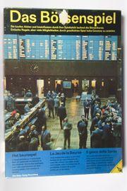 Das Börsenspiel erste Ausgabe - Rarität