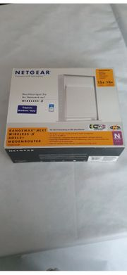 Netgear Rangemax next wirelessN adsl
