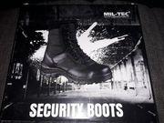 Security Boots in Größe 45