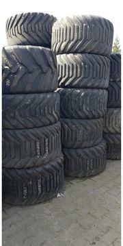 500 45R22 5 Reifen Anlieferung