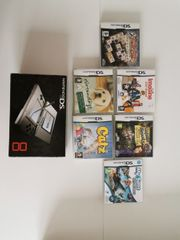 Nintendo DS Phat Silver Boxed