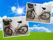 Verkaufe 2 Fahrräder 26 28