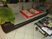 Big Sofa Couch mit LED