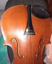 Alte Geige zum restaurieren
