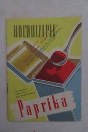 Kochrezepte ungarischer Paprika