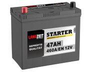 Langzeit Asia Autobatterie 47Ah LZ54524
