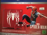 Spiderman Edition PS4