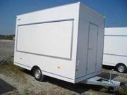 Imbissanhaenger Verkaufswagen Verkaufsanhaenger 3 70m