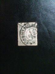Briefmarke Deutsches Reich Bayern 2