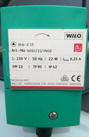 Zirkulationspumpe Wilo Wilo Star Z