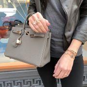 Designer Tasche mit logo 25