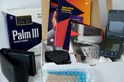 Rarität Palm IIITM Orig Desktop-Organizer