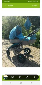 Knorr-Baby Voletto Kombi Kinderwagen
