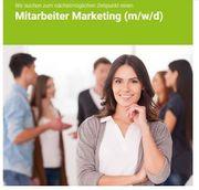 Mitarbeiter Marketing m w d