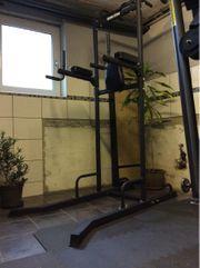 Iron gym tower