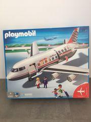Flugzeug 4310 Playmobil mit Originalkarton