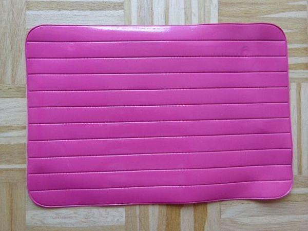 Deko - Tischset Platzset rechteckig pink