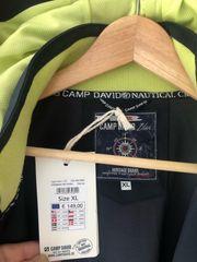 Camp David softshelljacke Blouson Cap