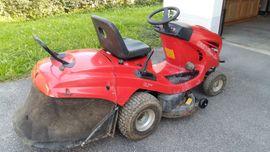 Bild 4 - Rasen traktor rasenmäher - Bezau