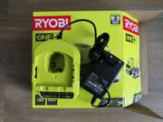 Ryobi Akku Schnellladegerät RC18120 ONE