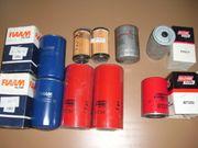 9 Ölfilter FIAMM BALDWIN und