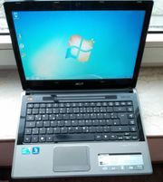 Notebook ACER Aspire 4820T defekt