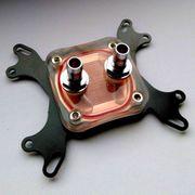 CPU Prozessor Wasserkühler Wasserkühlung INTEL