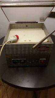 Vacumiermaschine für Metzgerei o Gastronomie