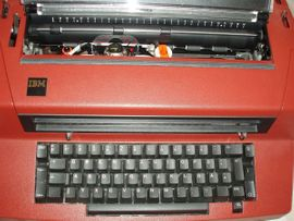 Schreibmaschine: Kleinanzeigen aus Ludesch - Rubrik Büromaschinen, Bürogeräte