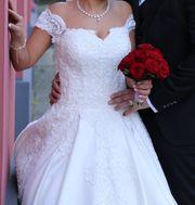 Brautkleid Hochzeitskleid Gelinlik