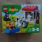 Lego Duplo Tiere auf dem