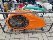 Tauchkompressor Bauer Poseidon Edition