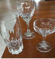 Villeroy Boch Bleikristallgläser der Serie