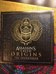 CD - Assassin s Creed Origins -