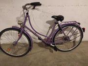 Damen Holland Fahrrad ANNO 1900