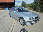 BMW 320 DIESEL BJ 2001