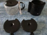 Glaskanne Braun-Kaffeemaschine Aromaster KF47 Ersatzteile