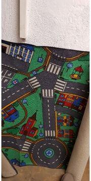 Spieltepich Autobahn