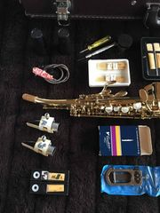Yamaha Sopran Saxofo
