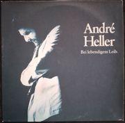 Doppel LP- Andre Heller - Bei