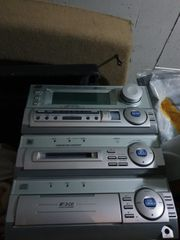 jvc cd olayer 3 fach