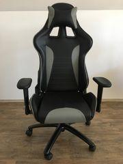 Gamingstuhl Bürostuhl mit Wippfunktion und